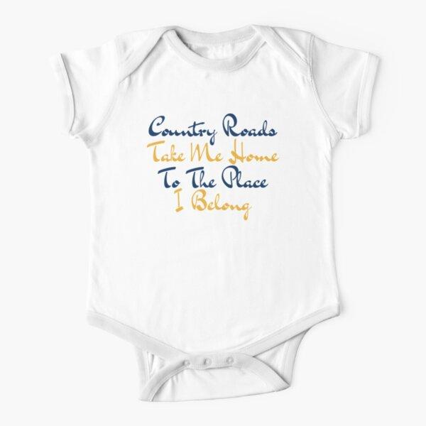 Toddler//Kids Short Sleeve T-Shirt My Godfather in Arkansas Loves Me