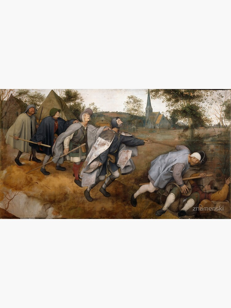 The Blind Leading the Blind, The Parable of the Blind by znamenski