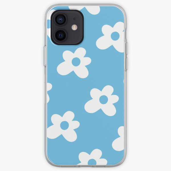 Golf le Fleur Logo Pattern Blue iPhone Soft Case