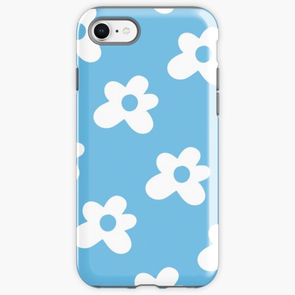 Golf le Fleur Logo Pattern Blue iPhone Tough Case