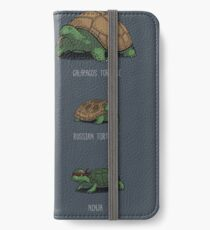 Know Your Turtles iPhone Wallet/Case/Skin