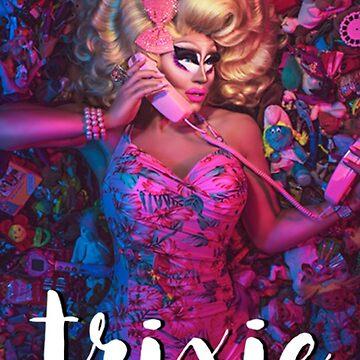 Trixie Mattel Edit by arealprincess
