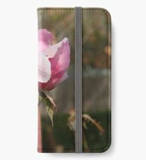 Blushing Beauty iPhone Wallet/Case/Skin