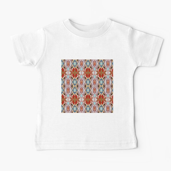 Pattern, design, arrangement, collection, collage, picture, pastiche, tessellated Baby T-Shirt