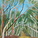 Old Coach Road, With Gums by Angharad Dean