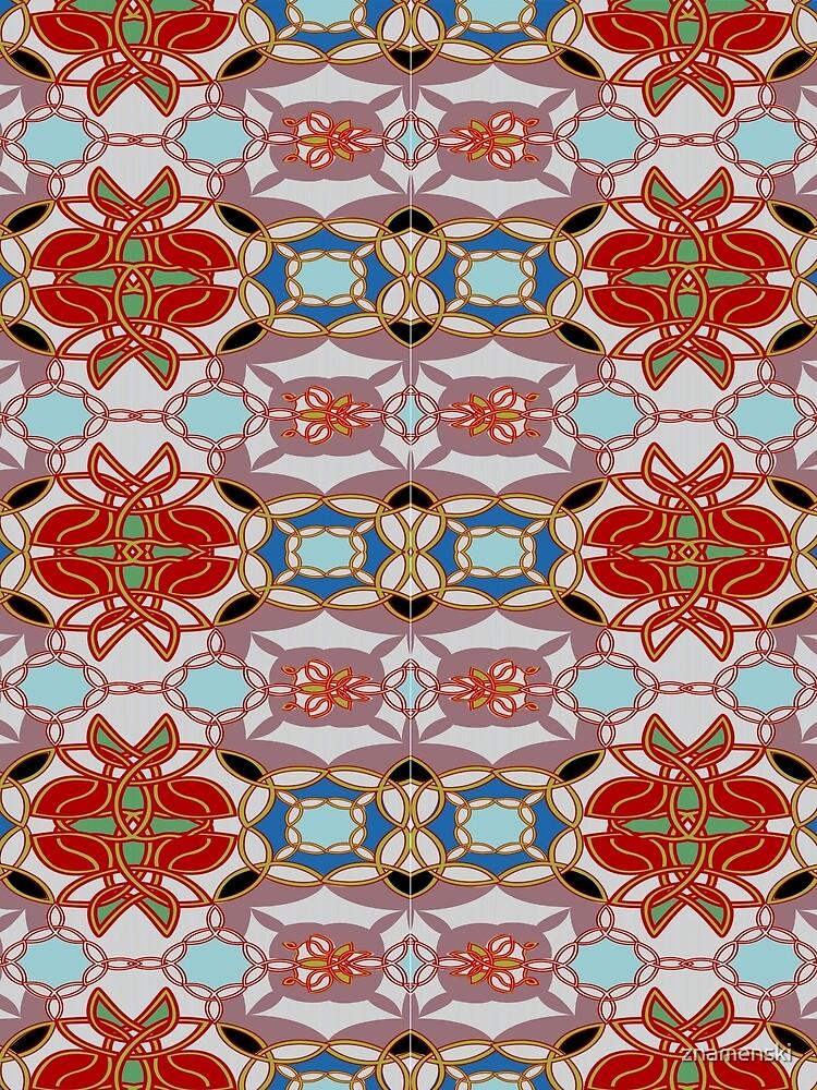 pattern, design, arrangement, collection, collage, picture, pastiche, tessellated, decorate by znamenski