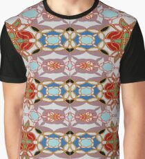 pattern, design, arrangement, collection, collage, picture, pastiche, tessellated, decorate Graphic T-Shirt
