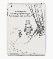 My Favourite Day iPad Case/Skin