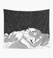 Mont Blanc Wall Tapestry