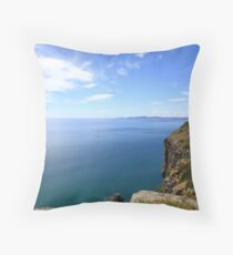 Vastness Throw Pillow