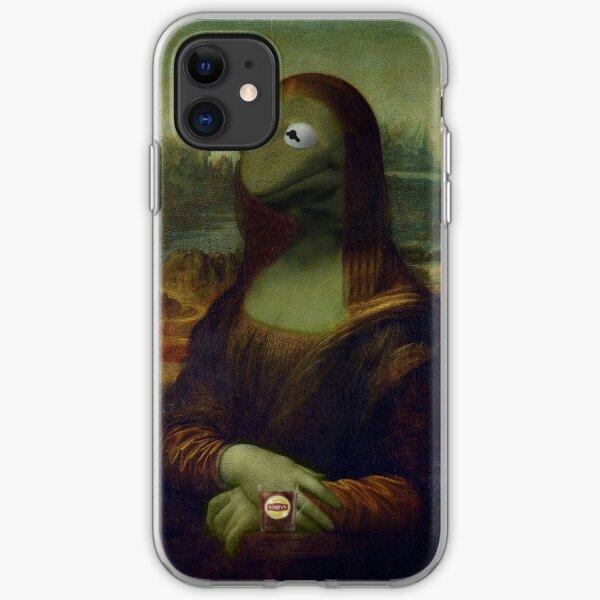 Mona Kermit iPhone Soft Case