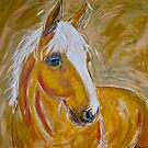 Good as Gold by TraceyMackieArt
