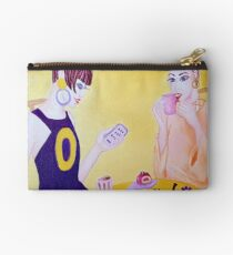 1960 Back to the Future with a friend Studio Pouch