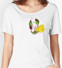 'Zombie Dating Agency' Women's Relaxed Fit T-Shirt