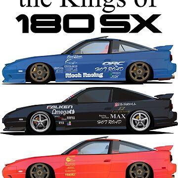 Kings of 180SX by merlz