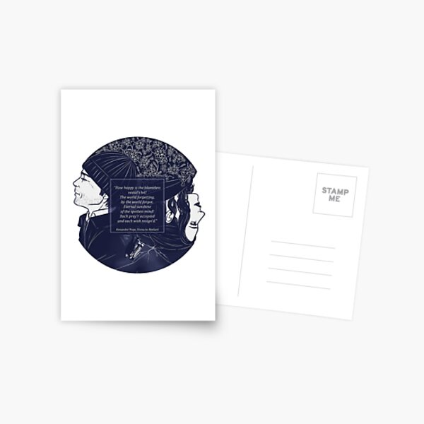 Eternal Sunshine Postcard
