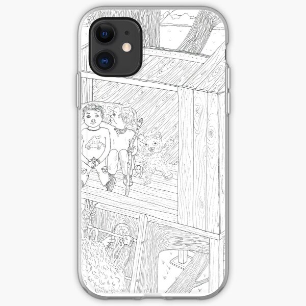 beegarden.works 012 iPhone Soft Case