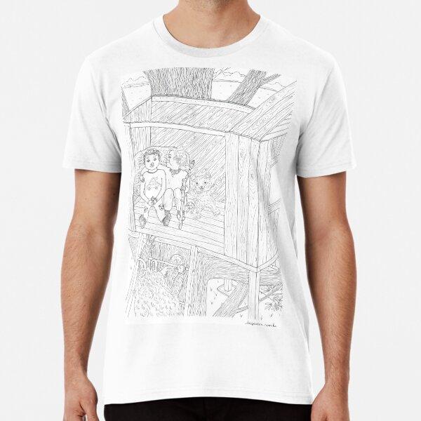 beegarden.works 012 Premium T-Shirt
