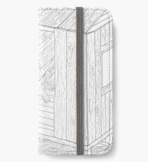 beegarden.works 012 iPhone Wallet/Case/Skin