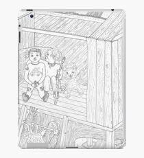 beegarden.works 012 iPad Case/Skin
