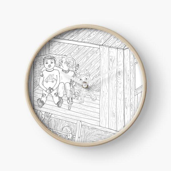 beegarden.works 012 Clock