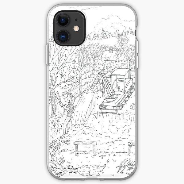 beegarden.works 013 iPhone Soft Case