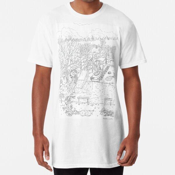 beegarden.works 013 Long T-Shirt