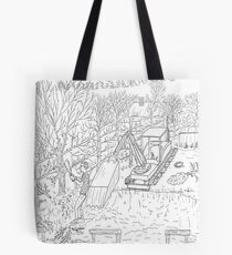 beegarden.works 013 Tote Bag
