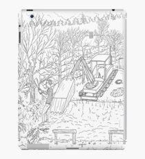 beegarden.works 013 iPad Case/Skin