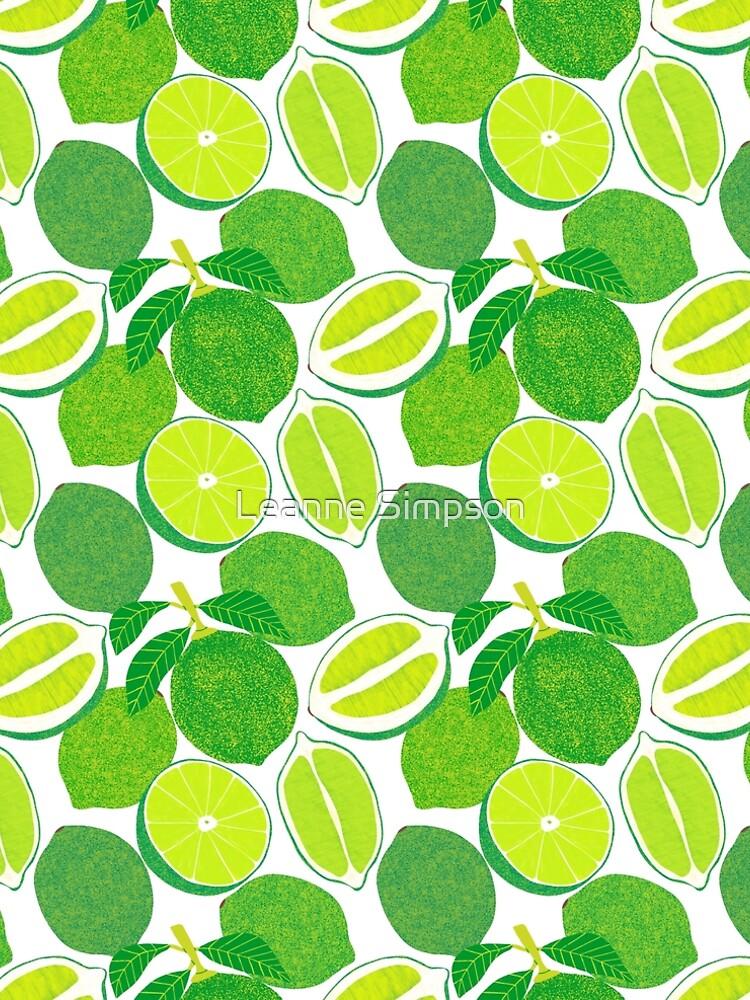 Lime Harvest by leannesimpson