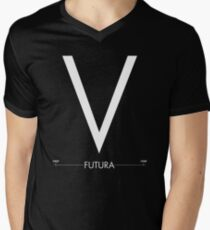 Futura V Men's V-Neck T-Shirt