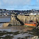 Moored Up at Instow, Devon, England by trish725