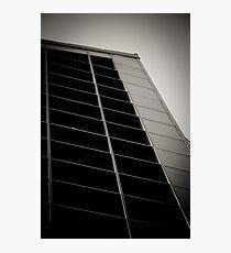 Corner Office Photographic Print