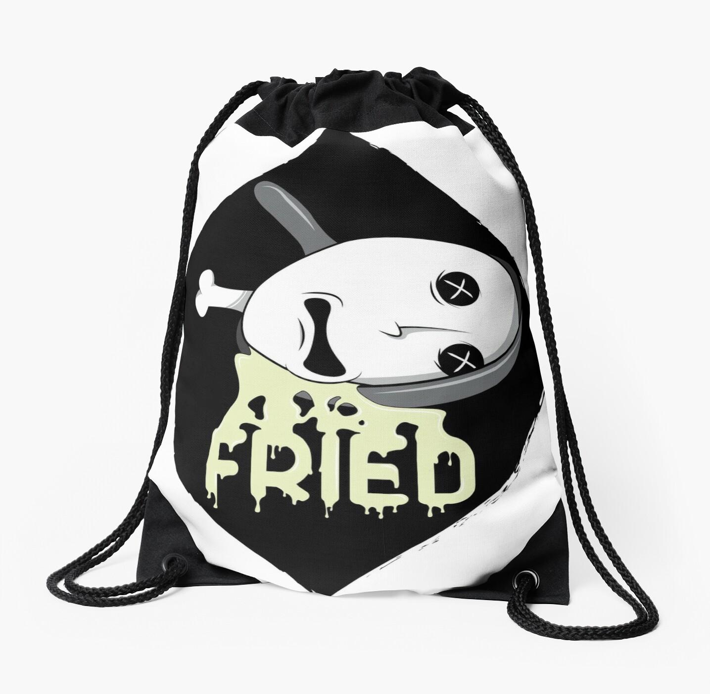 I fried my brain  by UglyMess