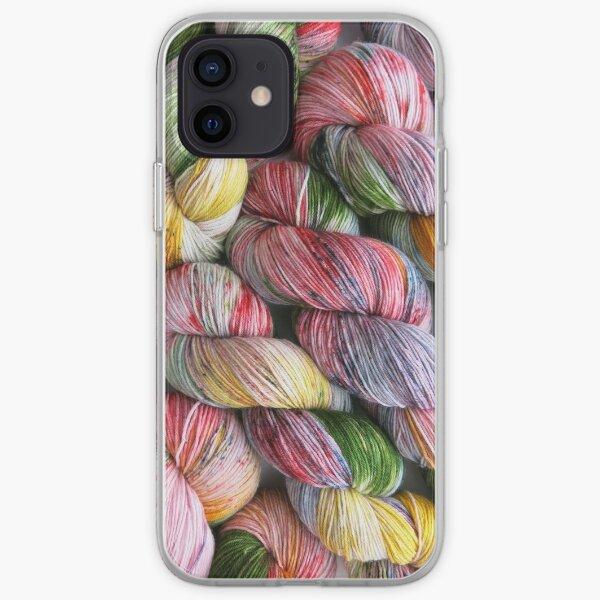 Lizard Lounge Yarn iPhone Soft Case