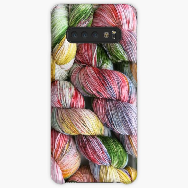 Lizard Lounge Yarn Samsung Galaxy Snap Case