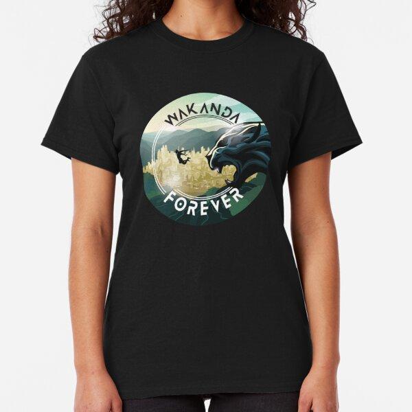 Wakanda Forever Classic T-Shirt