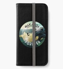Wakanda Forever iPhone Wallet/Case/Skin