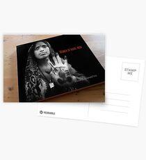 new book Postcards