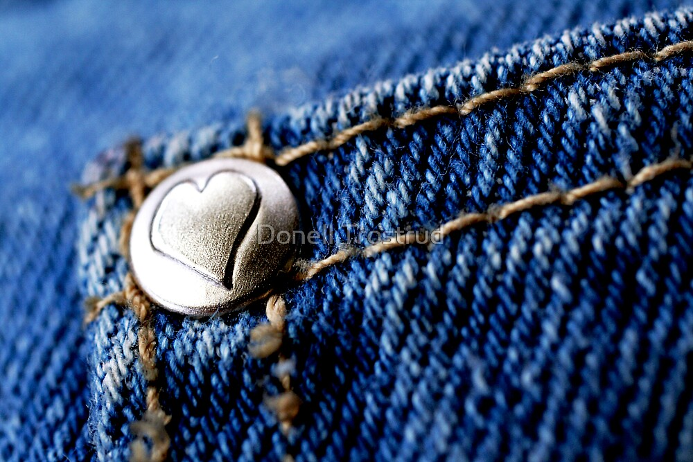 I (Heart) the Blues by Donell Trostrud