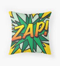 Comic Book Pop Art ZAP! Floor Pillow