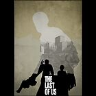 The last of us- Poster by Dan Shaw