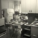 Nostalgic Kitchen by Rodney Lee Williams