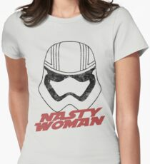Bad Captain Women's Fitted T-Shirt