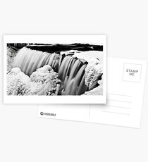Water and Ice II Postcards