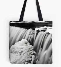 Water and Ice II Tote Bag