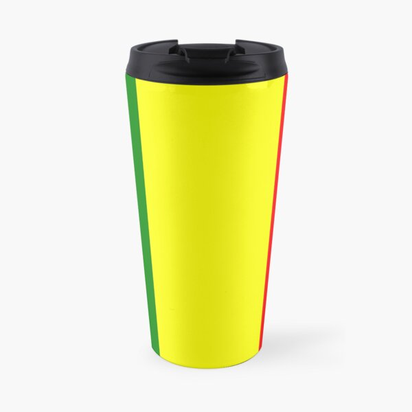 Flag of Mali Travel Mug