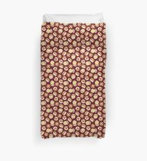Hot Cross Buns Duvet Cover