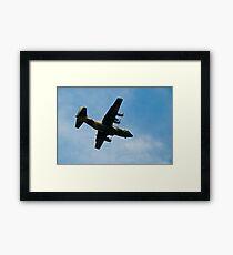 C130 Hercules Aircraft Framed Print