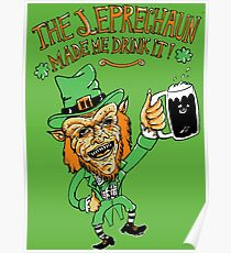 The leprechaun Poster